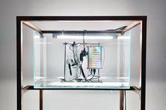 Bio Art, Installation Art, Bathroom Medicine Cabinet, Oversized Mirror, Vanity, Contemporary, Feelings, Furniture, Home Decor