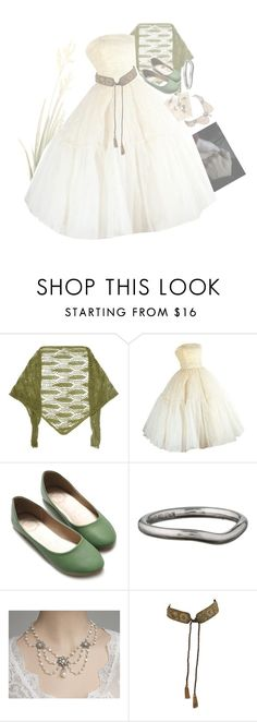 """""""and there they stayed, roaming the moors and seaside landscapes of hallmarry forever more..."""" by ruthierue on Polyvore featuring Adele Fado, Ollio, Tiffany & Co., Vanessa Bruno, IAmAWriter, FanfictionsAndHeadcannons and OLAS"""