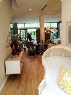 Entering the Elle Decor Modern Life Concept House