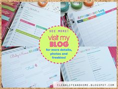 25% OFF Pregnancy Planner Journal Printable by CleanLifeandHome