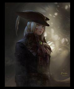 lady maria, B Beask on ArtStation at https://www.artstation.com/artwork/XGmz3