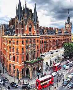 St Pancras London