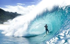Pipeline is not just a wave...  ... it is a TEMPLE!