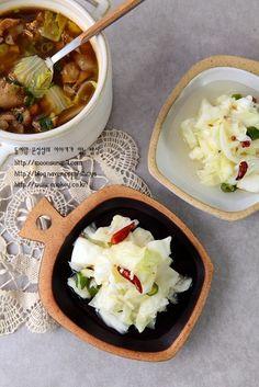 양배추피클-양배추 푹푹 잡아 먹는 맛있는 저장반찬 양배추피클...^^ : 네이버 블로그