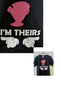 Check out this item in my Etsy shop https://www.etsy.com/listing/289433527/im-theirs-shirt-disney-family-shirts