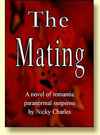 Romance Novels | Paranormal Romance | The Mating | Nicky Charles - sorry no link to this book