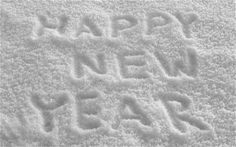 """Happy New Year! [Article is actually """"New Year on the ski slopes""""]"""