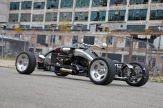 Reverse Trike Club & Street Legal Quads