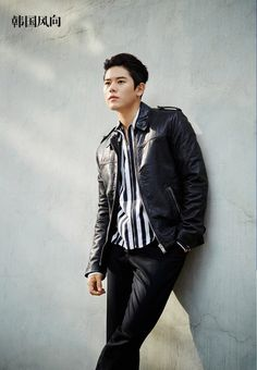 ZE:A's Dongjun lands the cover of China's 'Korea Wind Direction' | allkpop.com