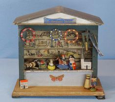 Best Toy Shops Germany | toy shop date 1840 1860 c description this miniature toy shop ...
