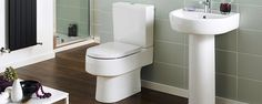 Finesse Shore Bathroom Suite Suite, Traditional Bathroom, Small Basin, Bathroom Suite, Bathroom Suites, Traditional Bathroom Suites, Modern, Bidets, Compact Bathroom