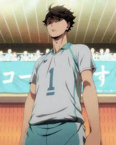 The king Oikawa || Haikyuu || Anime Sport