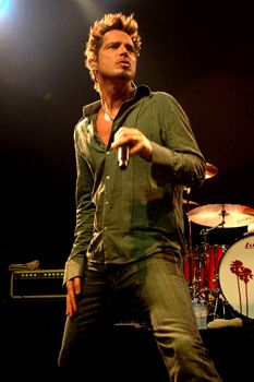 Chris Cornell Live in London