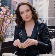 Daisy Ridley for November  Vogue magazine