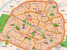 Dicas de localização, bairros, numeros, etc...
