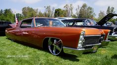 1967 Cadillac DeVille custom at Steve McQueen Car and Motorcycle Show 2014: http://www.specialcarstore.com/content/steve-mcqueen-car-motorcycle-show-2014-workin-progress