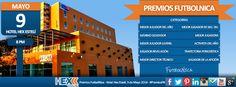 Este próximo 9 de Mayo en Hotel Hex Estelí, la primera entrega de los Premios FutbolNica...