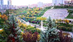 Vadi Park - Ankara, Turkey