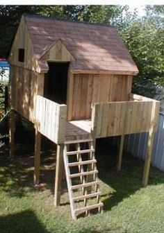 Another cool kid spot. DIY Storage Wood Shed Plans