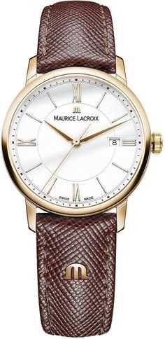 Mauricelacroix Watch Eliros Ladies add-content basel-16 bezel-fixed bracelet-strap-leather brand-maurice-lacroix case-material-rose-gold case-width-30mm date-yes delivery-timescale-call-us dial-colour-white gender-ladies - black men watches, tag mens watches, top mens watches *sponsored https://www.pinterest.com/watches_watch/ https://www.pinterest.com/explore/watch/ https://www.pinterest.com/watches_watch/gold-watches-for-women/ http://www.bonton.com/sc1/jewelry-watches/watches/