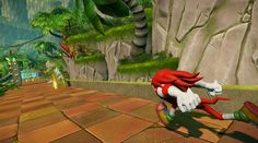 Knuckles - Sonic Boom: Rise of Lyric
