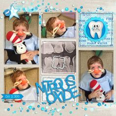 Keepin' It Real Double Templates by Scrapping with Liz http://scraporchard.com/market/Keepin-It-Real-Double-2-Digital-Scrapbook-Templates.ht...