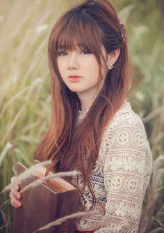 Đẹp - Beauty Pretty Asian, Beautiful Asian Women, Beautiful World, Art Of Beauty, Beauty Women, Sexy Asian Girls, Gorgeous Hair, Asian Woman, Asian Beauty