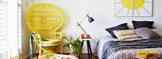 Nest & Mortar: STYLE ME YELLOW