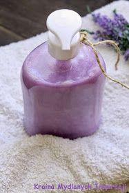 Kraina Mydlanych Inspiracji: NIE MARNUJ MYDŁA! MYDŁO Z KOSTKI PRZEROBIONE NA MYDŁO W PŁYNIE Diy Spa, Liquid Soap, Natural Cosmetics, Soap Making, Diy And Crafts, Perfume Bottles, Herbs, Cleaning, Beauty