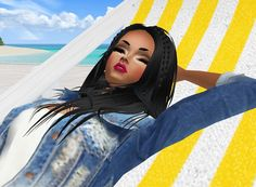 """Feel the Sun"" Captured Inside IMVU - Join the Fun!"
