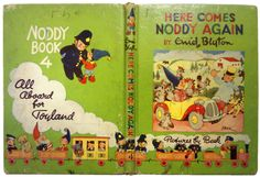Noddy and Enid Blyton!