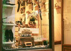 handmade shoes shops in Barcelona