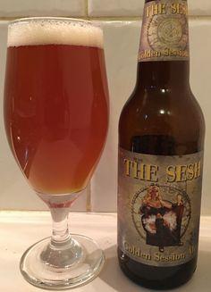 The Sesh Golden Session Ale - Stockade Brew Co