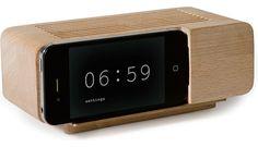 Un réveil pour smartphone