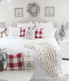 Christmas Pillow Farm Christmas Tree – Christmas Pillow Cover – Christmas Decor – Christmas Decorations – Farmhouse Decor – Farmhouse Pillow More from my siteThe Best Farmhouse Christmas Decor Inspiration Christmas Bedroom, Etsy Christmas, Christmas Home, Winter Bedroom Decor, Outdoor Christmas, Winter Bedding, Christmas Interiors, Plaid Christmas, Christmas Bed Sheets