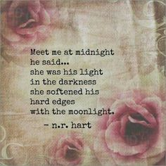 """""""I will find the words.."""" N.R. Hart, Author #nrhart # ..."""