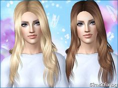 Long Female Hair by Sims2fanbg http://www.thesimsresource.com/downloads/1196458