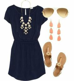 Beautiful spring and summer outfits