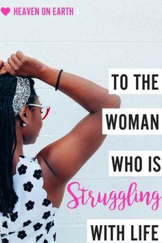 Struggling | Everyday struggle | Encouragement and Inspiration | Motivation | Spiritual Pep Talk | Finding life is Hard | Help