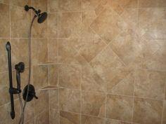shower tile | Bathroom Remodeling In Oklahoma | Bathroom Tile | Home Remodel ...