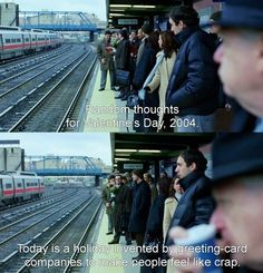 Eternal Sunshine of the Spotless Mind happy damn vday :)