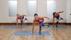 **fave*killer cardio no weights tough30-Minute At-Home Cardio Workout to Burn Major Calories | Class FitSugar