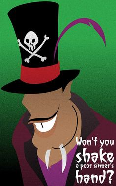 Dr Facilier the Princess and the Frog / Disney by FADEGrafix