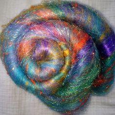 Baby Alpaca/Soffsilk/Spark Caribbean Coral (Textured) 2 oz – The Yarn Shop at Alma Park