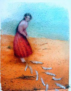 Kaarina Kaila. «Дикие лебеди»