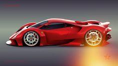 Ferrari Areej 538 Concept