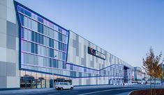 Poznań City Center wins the Award for The Best Investment in Wielkopolska Region.   Bose Architects