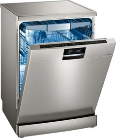 Siemens SN278I26TE HOME CONNECT Dishwasher, 13 Place Settings, A+++ Energy