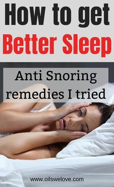 If you almost gave up and decided to evict your significant other from the bedroom because of his snoring - check out what remedies I tried and what results did they bring.