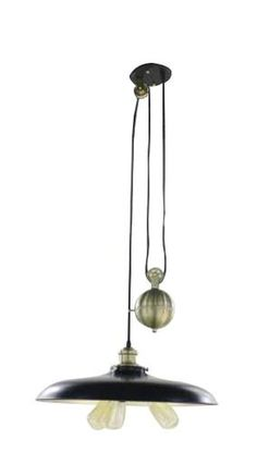 Patriot Lighting® Persis 3-Light Pulley Pendant at Menards®: Patriot Lighting® Persis 3-Light Pulley Pendant Laundry Room Remodel, New Homes, Ceiling Lights, Pulley, Lighting, Pendant, Projects, House, Home Decor